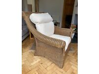 Conservatory style chair.