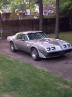 1979 Pontiac Trans Am 10th Anniversary Edition Coupe (2 door)