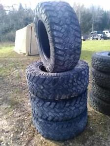 35x12.5R18  NITTO TIRES