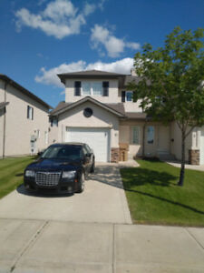 For Rent Regina East Side RiverBend Villas -3 Bedroom Townhouse