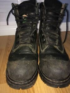 Men's Size 13 Dakota 529 Steel Toed Work Boots