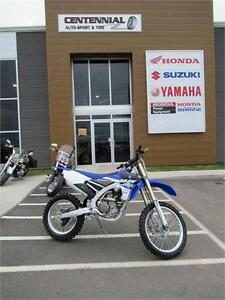 2015 Yamaha YZ250FX _ ONLY 5 HOURS!!