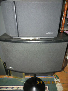 bose 901 and 301 speakers