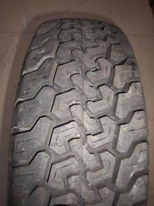 Trail Mark Steel Belted Radial APR M+S LT245/75/R16 Tire