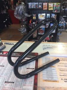 MOTORCYCLE WHEEL CHOCKS AVAILABLE AT HALIFAX MOTORSPORTS!!