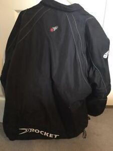 Joe Rocket motorcycle riding jacket. Not leather 2XXL