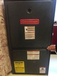 Used Goodman Furnace High Efficiency
