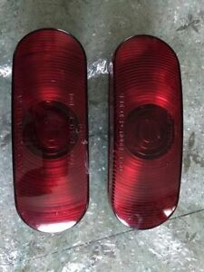 Utility Trailer Brake Lights - NEW