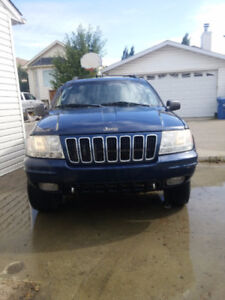 JEEP GRAND CHEROKEE LIMITED V8