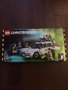 Limited Edition Ghost Busters Lego Set!