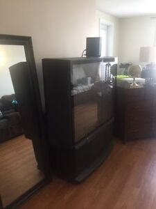 """52"""" Projection TV Flat Screen"""