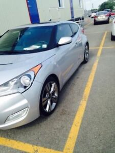 Looking to sell NOW! Hyundai Veloster Coupe Hatchback OBO!!!