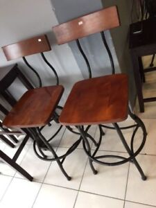 Brand New Bar Height Chair for Sale.