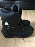 Men's Size 12 Brand New Baffin Winter Workboots for Sale