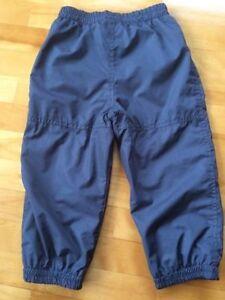 Pantalons doublés printemps/automne 3T