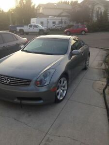 2004 Infiniti G35 coupe Coupe (2 door)