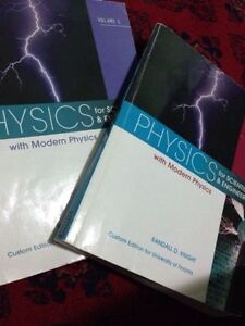 Physics for Scientists and Engineers With Modern Physics London Ontario image 1
