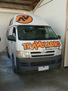 2006 Toyota Hiace 3 person Campervan Airport West Moonee Valley Preview