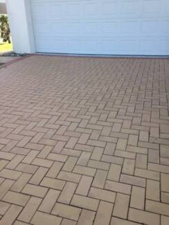 $5sqm red and cream pavers Cleveland Redland Area Preview
