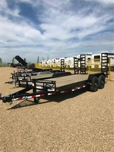 "18' x 6"" Channel Custom Carhauler Trailer (CC)"