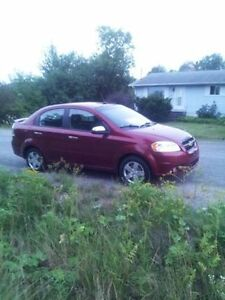 2010 Chevrolet Aveo ls Sedan-LIKE NEW!!