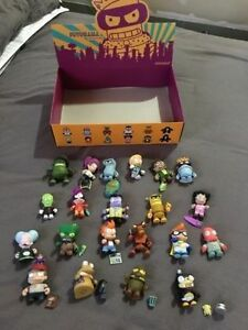 KidRobot Futurama Vinyl Figures - Reduced Prices