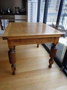 1930s extendable dining table east melbourne melbourne city preview