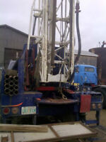 Water Well Rig-Water Truck-Great turn key Business Opportunity !