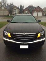 2008 Chrysler Pacifica SUV, Crossover and very low kilometres