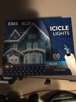 """Icicle"" Christmas Lights - REDUCED"