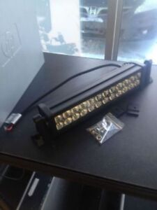 "6"" & 12"" Aluminum LED LIGHT BAR, WATER PROOF"
