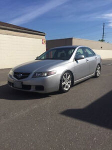 2004 Acura TSX Sedan - Excellent Condition