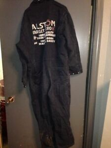 used coveralls.