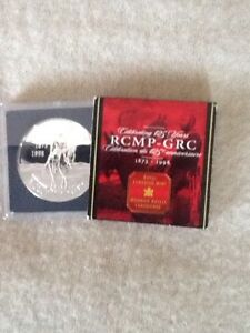 RCMP Commemorative Dollar Coin