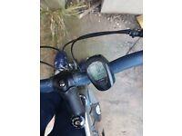 marin California trail bike (custom)