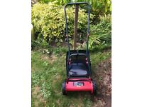 Sovereign manual push cylinder lawn mower