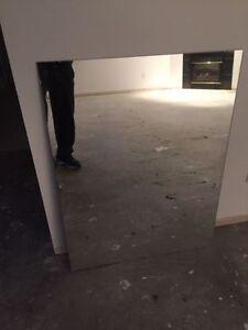 "Bathroom mirror  - 38"" x 28.75"""