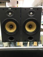 QUALITÉ SONORE EXEPTIONNEL BOWERS AND WILKINS MODELE DM 601 S2