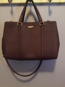 Kate Spade Leather Messenger Bag