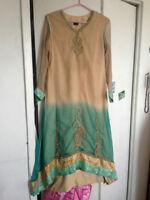 EID PAKISTANI/DESI BEAUTIFUL PARTY DRESS
