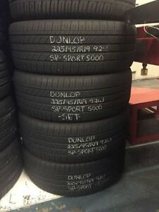 """19"""" Winter Snow USED Tires in LIKE NEW Condition!!!!!!!"""