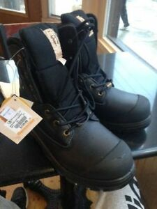 Size 10 Water Proof Ankle High Work Boots & PPE