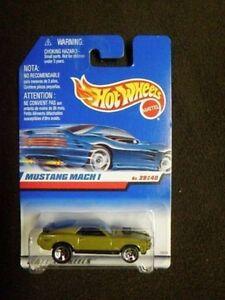 Mach 1 Mustang - Hot Wheels