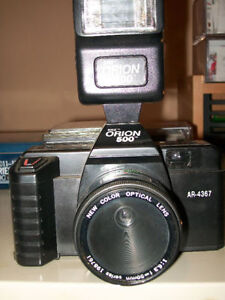 ORION CAMERA ANTIQUE IN WORKING CONDITION  IF INTERESTED PLEASE