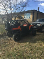 2011 RZR 800 monster 175hp!!! trade quad/cash 800+cc quad argo..