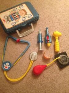Fisher Price doctor's set