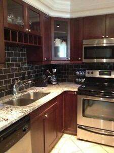 STUNNING Executive 2 Bed Condo! 2 Stories AND a yard! only $1500 Edmonton Edmonton Area image 3
