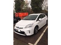 **TOYOTA PRIUS** --MINICAB UBER driver's- car for RENT £130-£150 a week-- Available for--- Hire