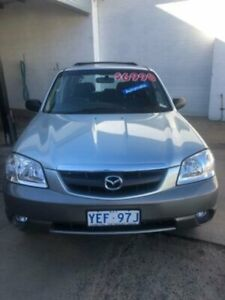 2005 Mazda Tribute Classic Silver 4 Speed Automatic 4x4 Wagon Fyshwick South Canberra Preview
