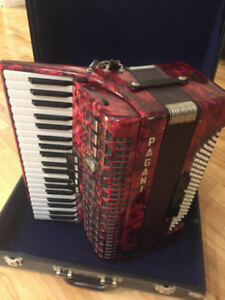 Pagani Piano Accordion